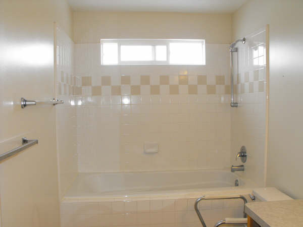 Special Needs Resource Project Remodeled Bathroom