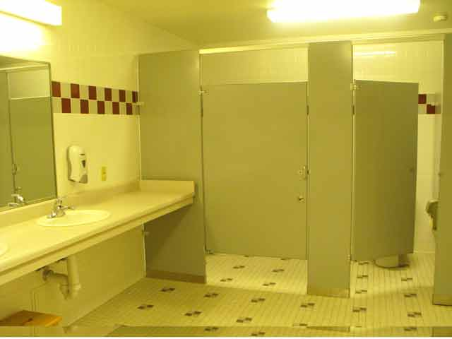 Special needs resource project not so good restrooms for Which bathroom stall is used most often